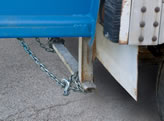 Stationary Ground-to-Dock Loading Ramps | Loading Ramps | Yard Truck Ramps | Portable Docks | Bluff Manufacturing